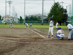 青年部野球大会